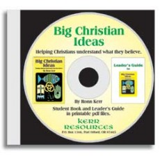 Big Christian Ideas on CD ROM