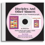 Disciples and Other Sinners on CD ROM