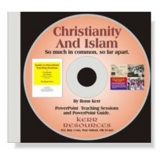 Christianity and Islam POWERPOINTS and POWERPOINT GUIDEBOOK on CD