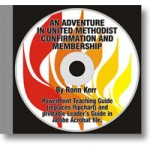 UMC Confirmation and Membership PowerPoint & Leader's Guide on CDRom
