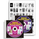10 Years of Worship Bulletins on Two CD Roms UPGRADE
